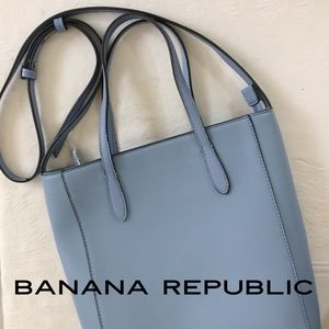 Banana Republic Shoulder/Crossbody Tote NWOT